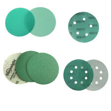 125mm Wet & Dry Sanding Discs Grit 60-2000 Hook & Loop PE Film Backing Sandpaper