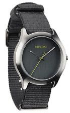 Nixon Mod Women Watch (Charcoal)