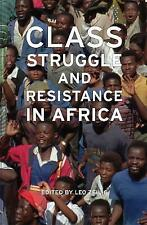 Class Struggle and Resistance in Africa-ExLibrary