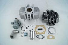 Puch Maxi N S X30 E50 50ccm Rennsatz Tuning Kit Vergaser Zylinder Zylinderkopf