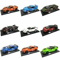 Maisto Special Edition Metal Diecast 1/18 Model Cars - 31 Variations - 1/1/2021