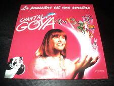 """CD NEUF """"LA POUSSIERE EST UNE SORCIERE"""" Chantal GOYA / 11 TITRES"""