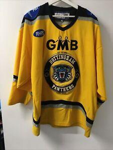 nottingham panthers jersey Size XXL