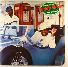 """12"""" LP - Buddy Miles - More Miles Per Gallon - L7947 - cleaned"""