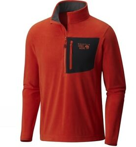 Mountain Hardwear  Men's Strecker Lite 1/4 Zip Pullover - OM7160