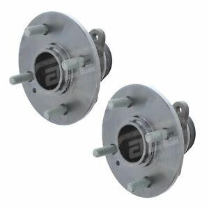 Fits Hyundai i10 2011-8/2014 Rear Wheel Bearing Hubs With Integrated ABS Sensor