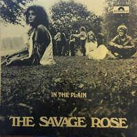 The Savage Rose* - In The Plain (LP, Album, RE) Vinyl Schallplatte 161940