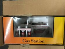 MTH Rail King #30-9106 ESSO Operating Gas Station New (F17)
