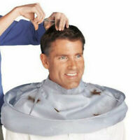 Waterproof Adult Foldable Hair Cutting Cloak Umbrella Cape Home Salon Barber USA