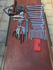 REPCO TOOL BOX  WITH 77 PICES OF JBS TOOLS