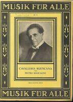 Mascagni - Cavalleria Rusticana - Musik für Alle Nr. 73