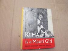 Good - KUMA is a Maori Girl - Hodgson, Dennis [Photographer] 1961-01-01 Staining