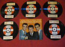 """DION & THE BELMONTS """"ARTIST OF THE WEEK PACKAGE"""" 1959 LAURIE ST-607 33 RPM RARE"""