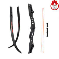 "1 Set 68"" ILF Takedown Recurve Bow Archery Hunting Bow Right/Left Hand Archers"
