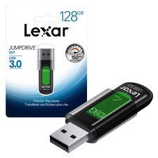 128GB Lexar Professional JumpDrive S57 128GB USB 3.0 Flash Drive