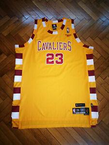 Cleveland Cavaliers Jersey Lebron James 23 NBA Shirt Basketball Vest Hardwood