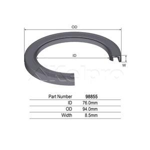 98855Oil Seal for TOYOTA COROLLA ZZE122R - CRANK SHAFT REAR / REAR MAIN BEARIN