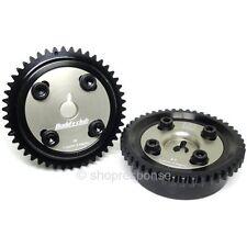 Buddy Club P-1 Racing Cam Gears Fits 02-15 Civic Si / 02-06 RSX / Honda K20 K24