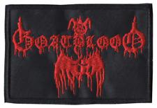 Goatblood (Ger), Patch