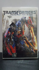 ** Transformers: Dark of the Moon (DVD) - Shia LaBeouf - Free Shipping!