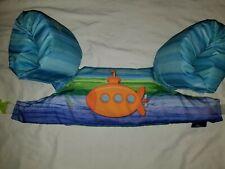 Stearns Puddle Jumper Kids Life Jacket SUBMARINE 30-50 lbs US Coast Guard +