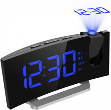 Réveils et radios réveils bleus alarme pour la maison | eBay