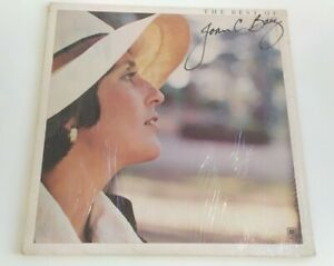 Vinyl LP The Best Of Joan C Baez 1977 A&M Records
