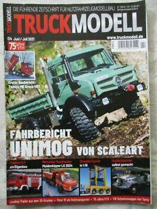 Truck Modell  4/2021