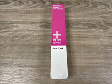 New Amp Sealed Pantone The Plus Series Formula Guide Solid Uncoated First Edition
