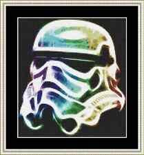 Star Wars Stormtrooper Cross Stitch Kit