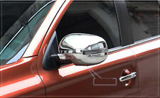 Rearview Side Mirrors Cover trim for 2016-2017 Mitsubishi Outlander