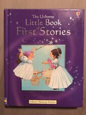 Usborne Little Book Of First Stories (hardcover- Miniature Edition)