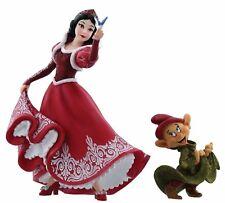 Disney Showcase Christmas Snow White Dopey Dwarf Figurine Ornament 20cm 4058287