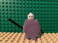 LEGO Harry Potter Voldemort Minifigure - #4766 Graveyard Dual Rare - Glow Head