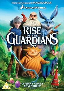 Rise of the Guardians [DVD][Region 2]
