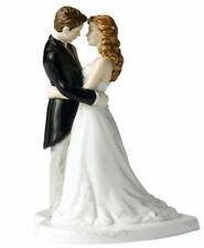 Royal Doulton  Wedding Day Cake Topper Bridal Couple Figurine HN 5037 New BOX