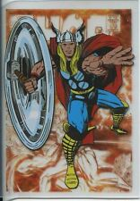Marvel Greatest Battles Gold Covers Acetate Chase Card GC6