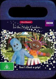 In the Night Garden - Isn't That A Pip! (DVD) Australia Region 4