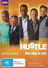 Hustle - Series 7 : NEW DVD