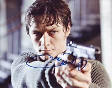 James McAvoy AUTHENTIC Autographed Photo COA SHA #25646