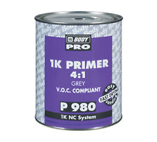 HB Body 980 1K Low Voc Primer Grey 1 litre