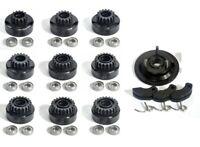 New! Clutch Bell / Gear / FLYWHEEL for hpi/kyosho/hsp/hobao/hn/carson/absima