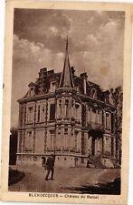 CPA BLENDECQUES .- Chateau du hamel  (196978)