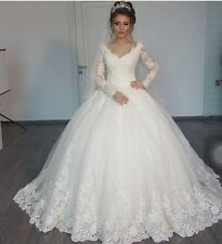 @@ New Robe de mariée mariage soirée wedding evening dress
