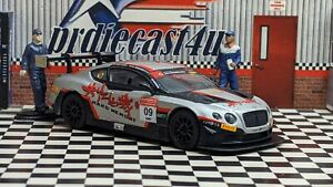 '17 SPARK MODELS 2017 BENTLEY CONTINENTAL GT3 # 09 LOOSE 1:64 SCALE