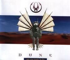 MCD Dune Are You Ready To Fly (Eurodance) 1995 Urban Records 4 Tracks