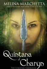 Quintana of Charyn: The Lumatere Chronicles-ExLibrary
