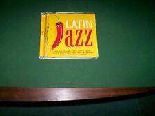 LATIN JAZZ CD.