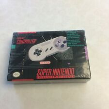 SNES Controller Official OEM Brand New Factory Sealed