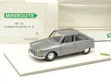 Miniroute Résine 1/43 - Citroen AMI 8 M35 Prototype
